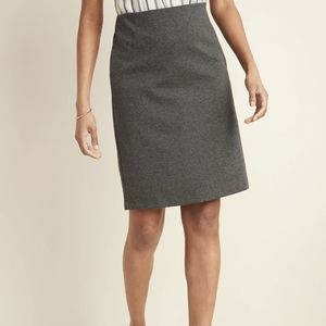 Old Navy Ponte Knit Pencil Skirt